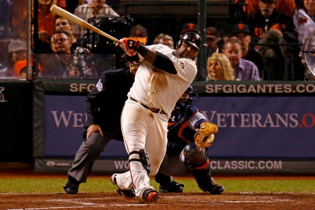 Opening Day Lineups: Sandoval Is Playing