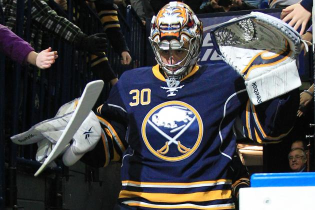 NHL Trade Rumors: Ryan Miller, Miikka Kiprusoff and Hottest Deadline Commodities