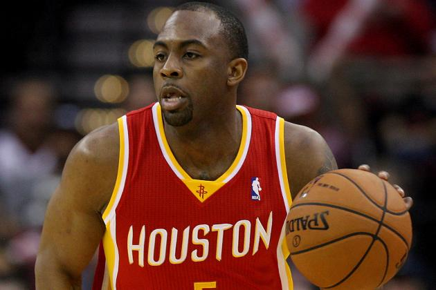 Anderson Fills in for Harden with Enthusiasm
