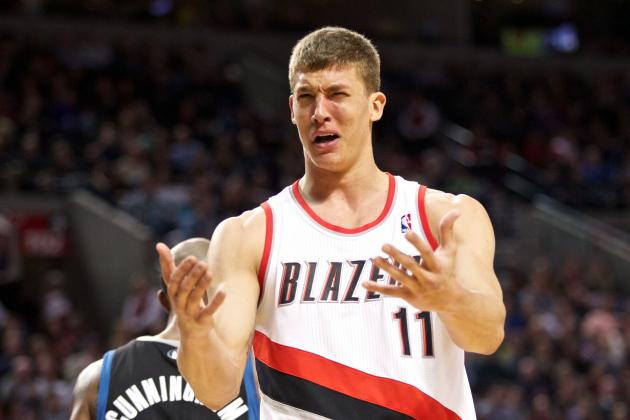 What They're Saying About Meyers Leonard's Career Night