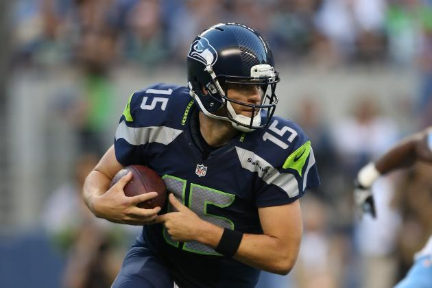 Seahawks GM on Matt Flynn Trade: We're Not Gonna 'Have Our Hands Tied'