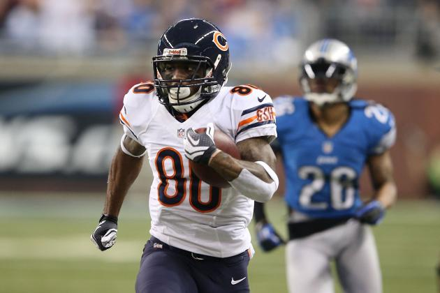 Chicago Bears Need More Production from Earl Bennett