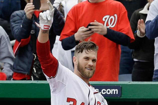 Bryce Harper's Hot Start Shouldn't Draw Unrealistic MVP Expectations from Fans