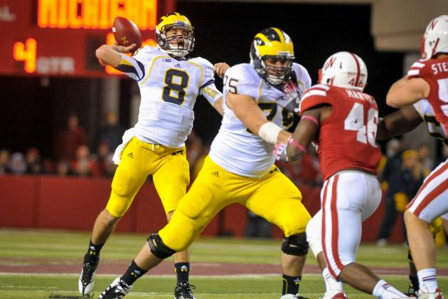 Michigan's Backup QB Russell Bellomy Reportedly Tears ACL