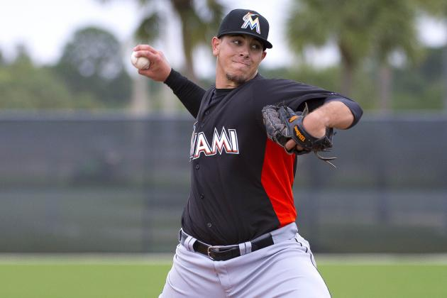 MLB Player Comparisons for Top Marlins Prospect Jose Fernandez