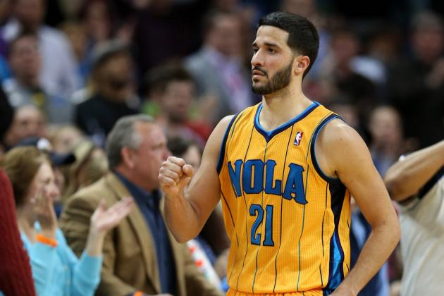 Do You Think Greivis Vasquez Should Win NBA's Most Improved Player Award?
