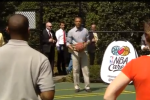 This Just In: Obama Is Still Not Good at Basketball