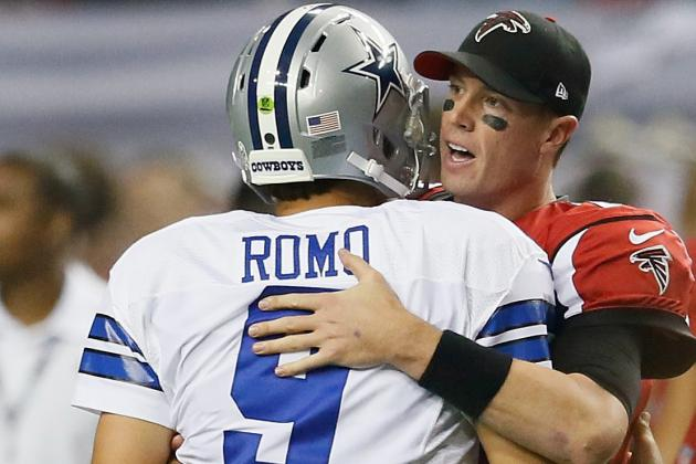 How Tony Romo's Contract Affects the NFL's Quarterback Market