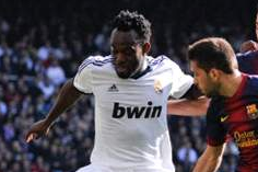 Essien: It Is a Transitional Season for Chelsea: But They Can Still Win
