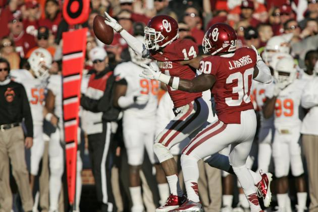 Sooners' Secondary Is in Good Shape