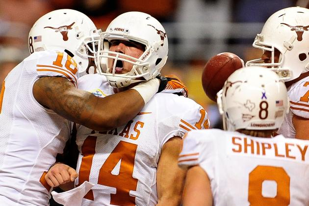What did we Learn from Texas' Spring Football Game?
