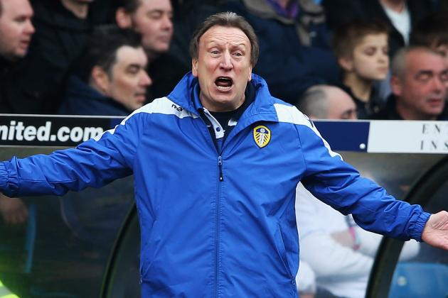 Manager Warnock Leaves Leeds Role