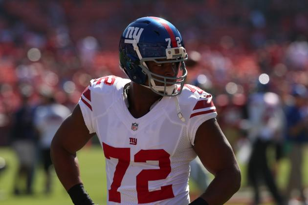 Report: Osi Umenyiora Rejected New York Giants' Offer of 3 Years, $18 Million