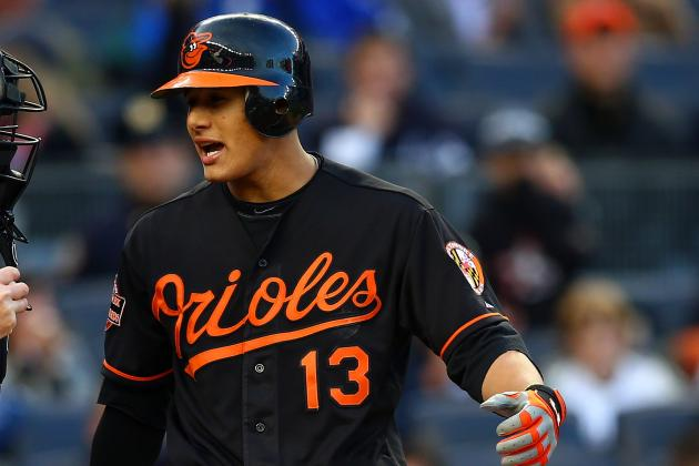 Manny Machado Batting 2nd on Opening Day