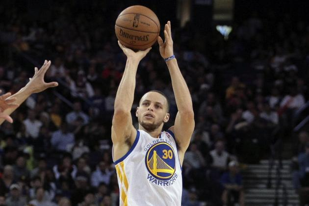 Is Curry's 2013 Best Three-Point Shooting Season Ever?