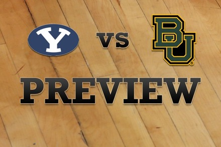 Brigham Young vs. Baylor: Full Game Preview