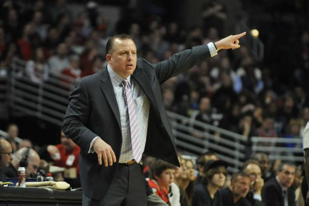 Has Tom Thibodeau Learned Any Lessons from Chicago Bulls' Up-and-Down Season?