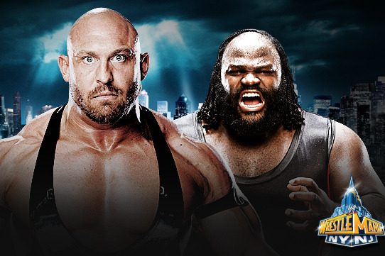 WWE Wrestlemania 29: Ryback vs. Mark Henry and Undercard Bouts That Will Impress