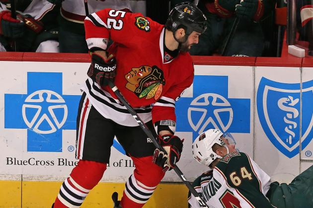 Blackhawks Reassign Brandon Bollig to Rockford
