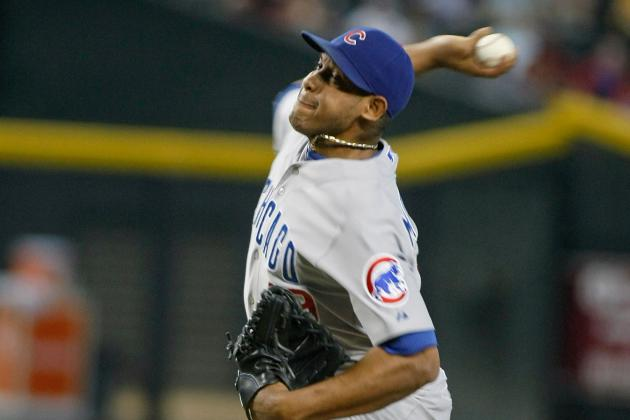 Cubs Survive Scary Ninth in 3-1 Win Over Pirates