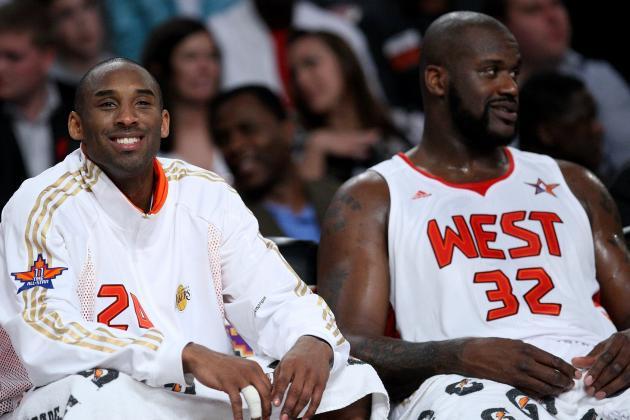 As Lakers Prepare to Retire Shaq's Jersey, Kobe Now Appreciates His Former Foe