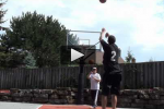UM Sharpshooter Nails 102 Three-Pointers... in 5 Minutes