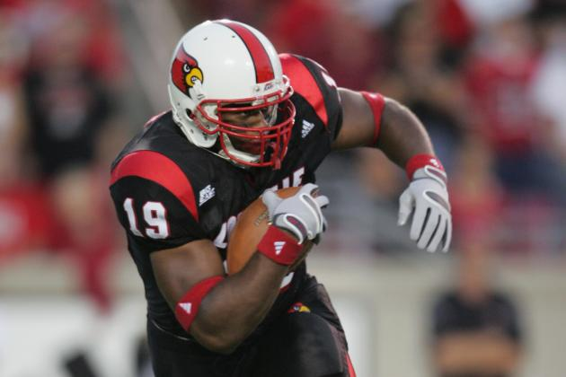 Michael Bush Empathizes with Injured Louisville Player