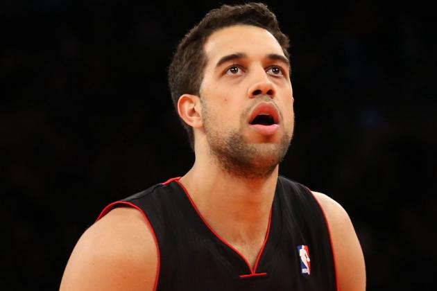 Landry Fields out Tonight vs. Pistons