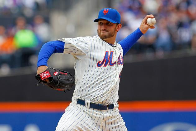 Niese Stymies Padres as Cowgill, Mets Roll