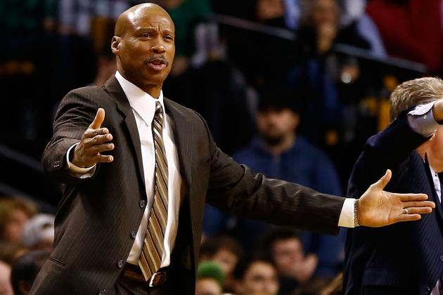 Byron Scott's Job Reportedly in Trouble