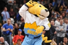 Nuggets SuperMascot Rocky to Retire at End of Season