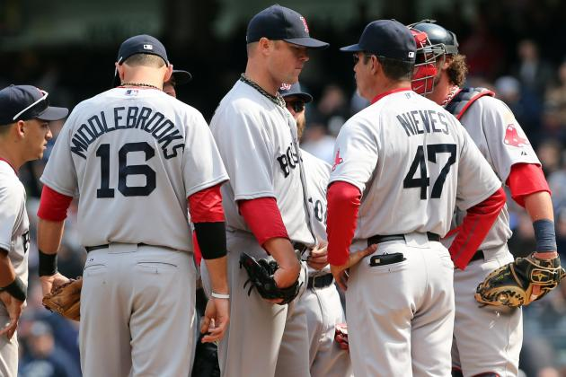 Boston Red Sox Get 2013 off to Impressive Start with Win over New York Yankees