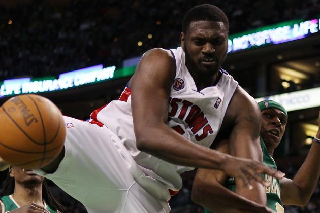 Report: Jason Maxiell out for Rest of Season