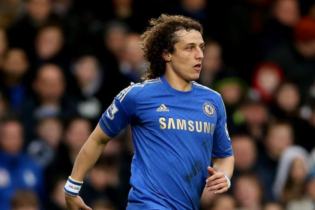 David Luiz: Is Chelsea's Brazilian Defender Vital or a Vulnerability?