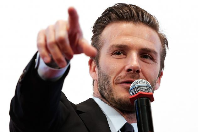 Beckham Reveals 'Sacrifice' of PSG Stay