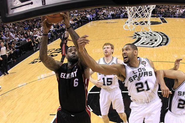 Miami Heat on Collision Course with San Antonio Spurs to Meet in 2013 NBA Finals