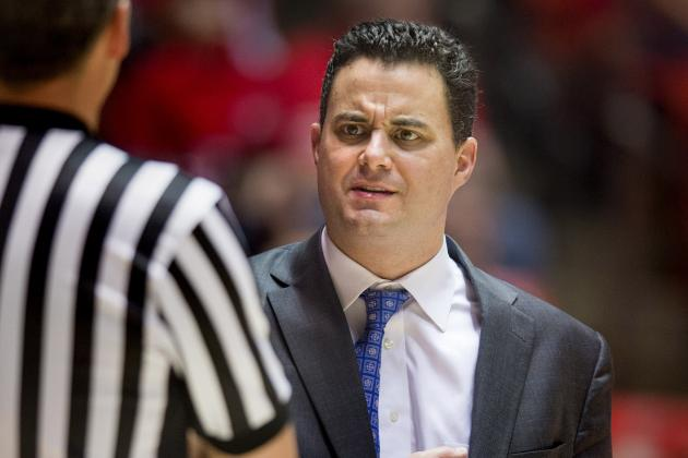 Pac-12 Head of Officials Investigated for Targeting Arizona's Sean Miller