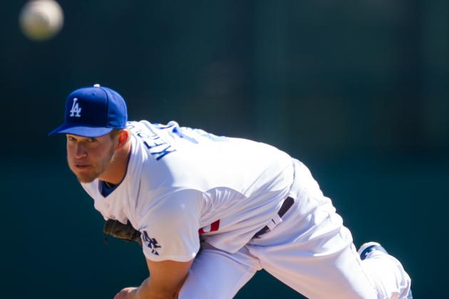 Kershaw Homers for Dodgers 1st Run of 2013