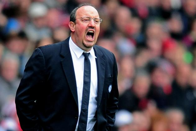 Are You Sure Rafa? Benitez Insists Chelsea Are Having 'a Great Season'