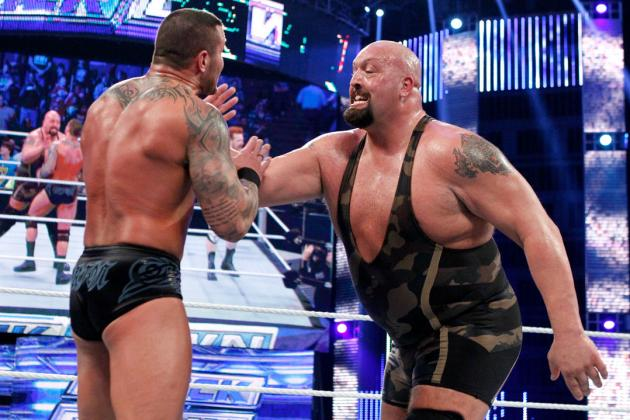 Big Show States He Is Not Allowed to Chokeslam Members of the Public