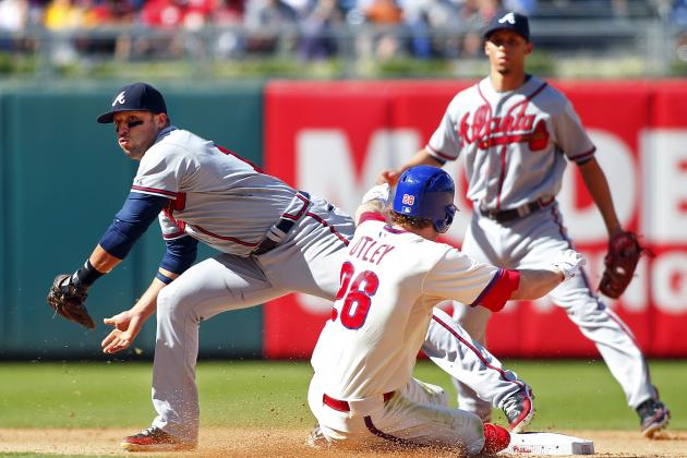 ESPN Gamecast: Phillies vs. Braves