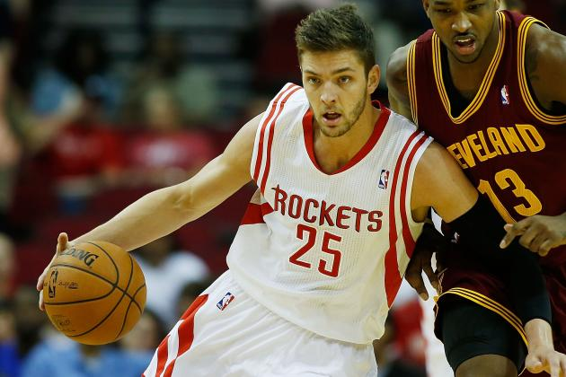 Chandler Parsons (Food Poisoning) Inactive Tonight