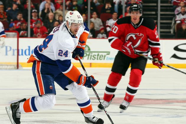 New York Islanders vs. New Jersey Devils: GameCast