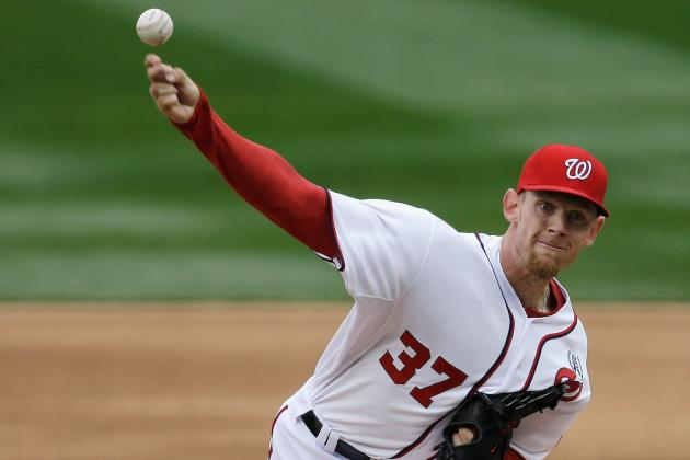 Nats Insider: Strasburg Efficient as Ever in Nats' Win