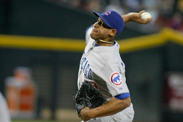 Marmol Struggles but Keeps His Job