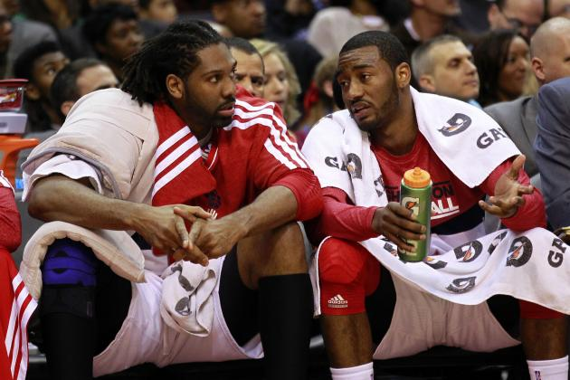 Kyle Lowry Suggests Nene Holds Back John Wall