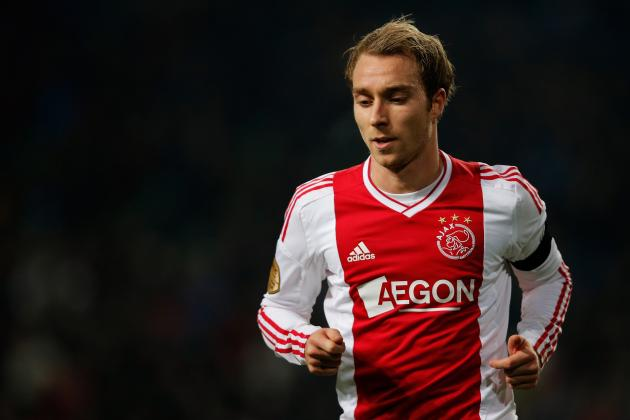 Liverpool Transfer News: Cristian Eriksen Would Make Reds Top-4 Contenders