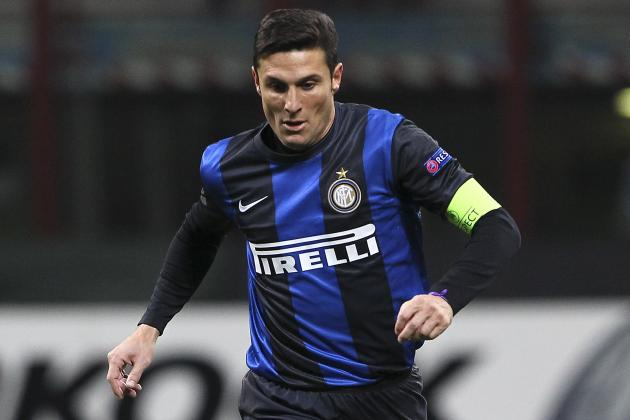 Zanetti Determined to Play Beyond 40