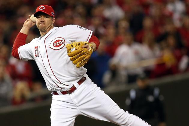 Reds' Roster Stability Shows in Their Opening Day Lineup