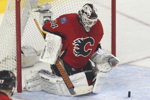 Report: Flames Give Leafs Permission to Speak with Kiprusoff